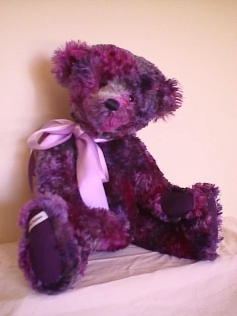 My Old Friends-artist bears by Christine Charles- Home of the online bear making classes